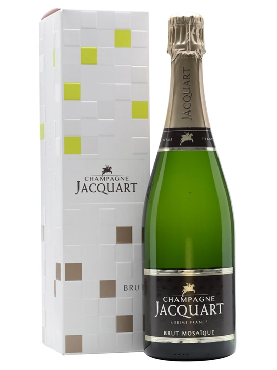 Jacquart Brut Mosaique Champagne / Gift Box