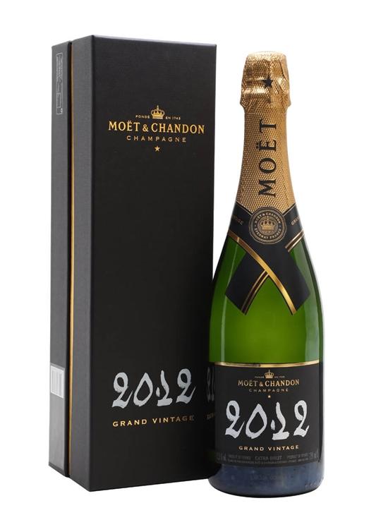 Moët & Chandon 2012 Vintage Champagne / Gift Box