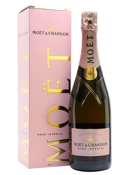45e1da99efd Moet   Chandon Rose Imperial NV Champagne - Gift Box   The Whisky Exchange
