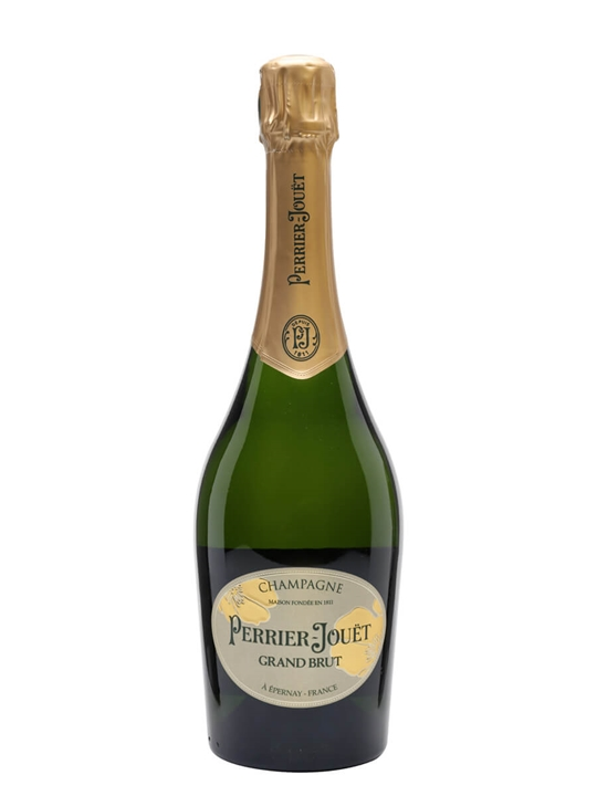 Perrier Jouet Grand Brut Champagne The Whisky Exchange
