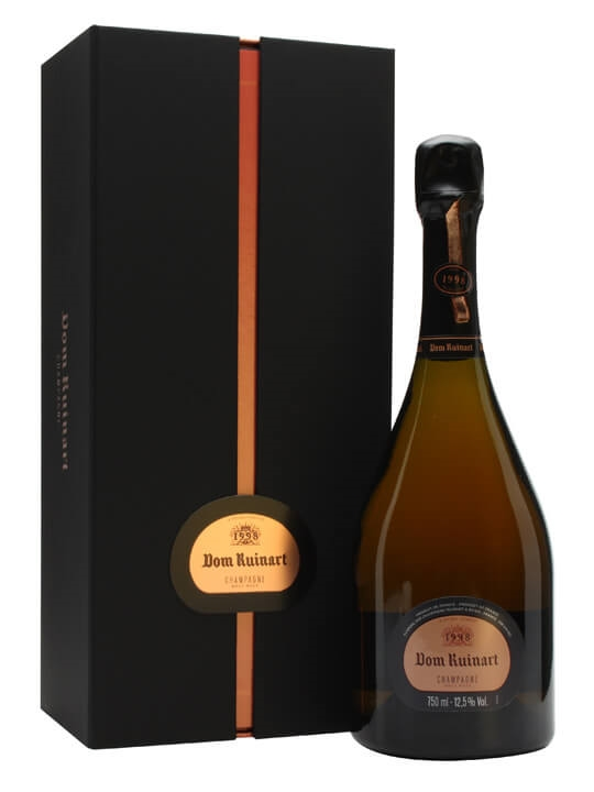 Dom Ruinart Rose 1998 Vintage Champagne The Whisky Exchange