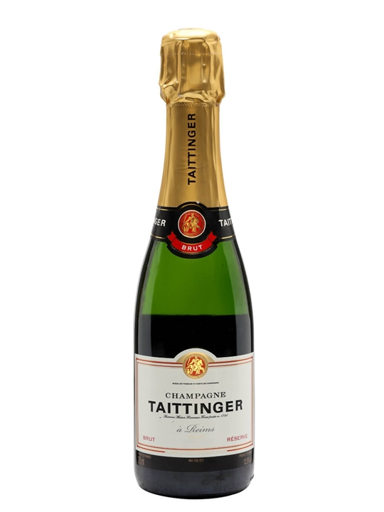 Taittinger Brut Reserve NV / Half Bottle