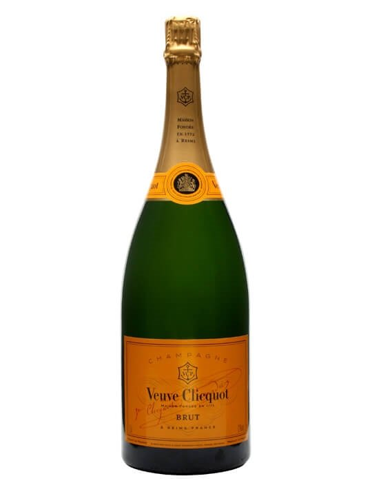 Veuve Clicquot Yellow Label NV Champagne / Magnum