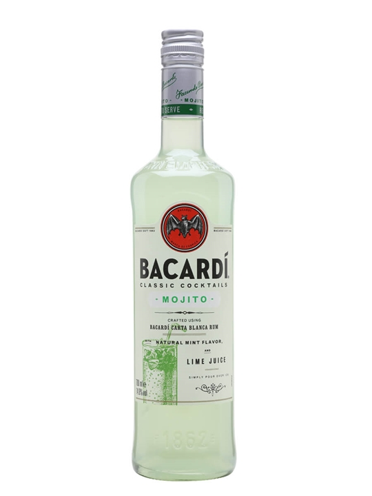Bacardi Mojito - Classic Cocktails : The Whisky Exchange