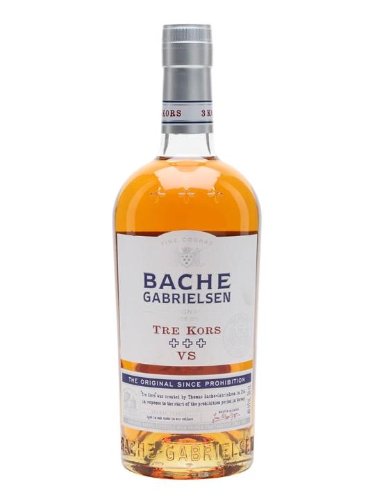 Bache Gabrielsen VS Cognac