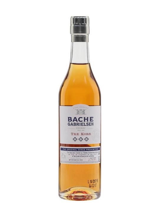 Bache Gabrielsen Tre Kors VS Cognac / Small Bottle