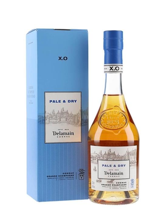 Delamain Pale & Dry XO / Small Bottle
