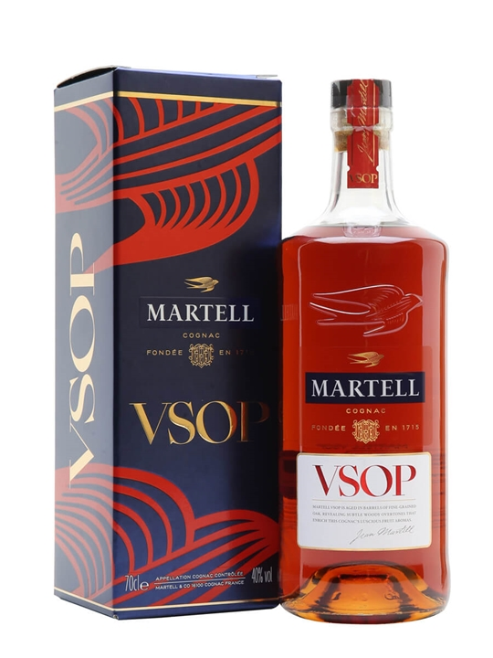 Martell Vsop Medaillon Cognac The Whisky Exchange
