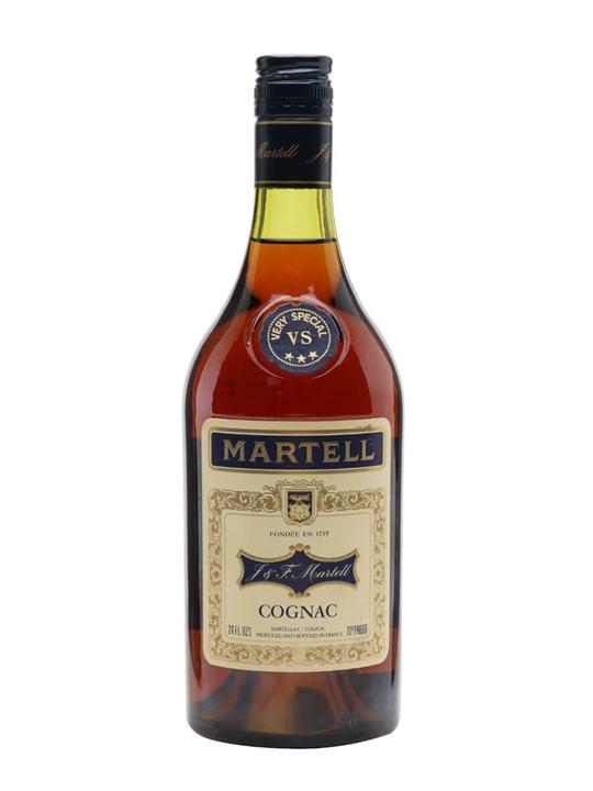 Martell 3 Star Cognac Bot 1970s The Whisky Exchange