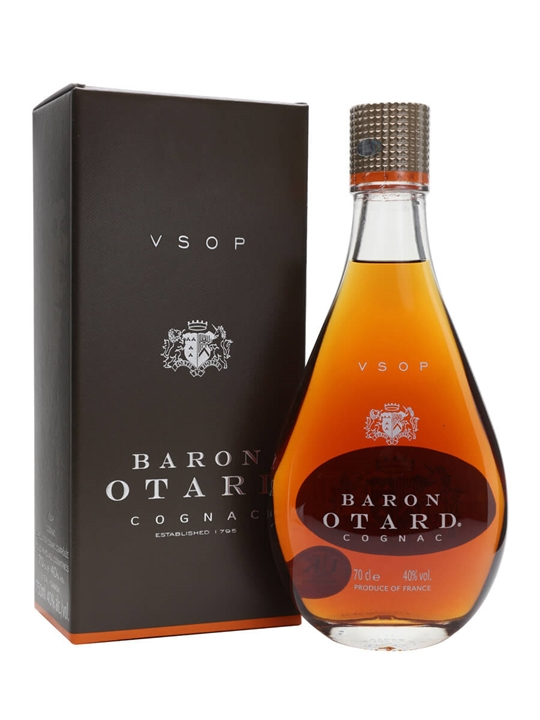 Baron Otard Vsop Cognac The Whisky Exchange