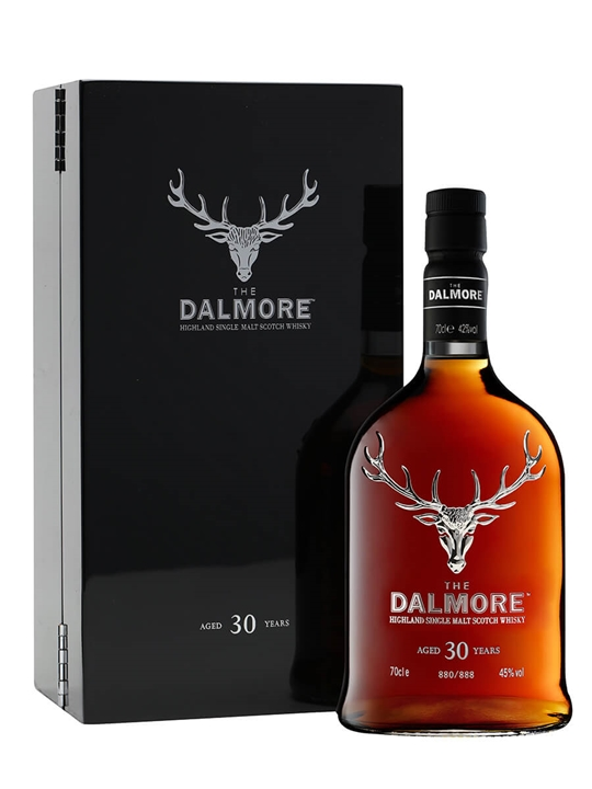 Dalmore 30 Year Old Scotch Whisky The Whisky Exchange