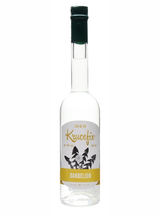 krucefix dandelion eau de vie the whisky exchange. Black Bedroom Furniture Sets. Home Design Ideas