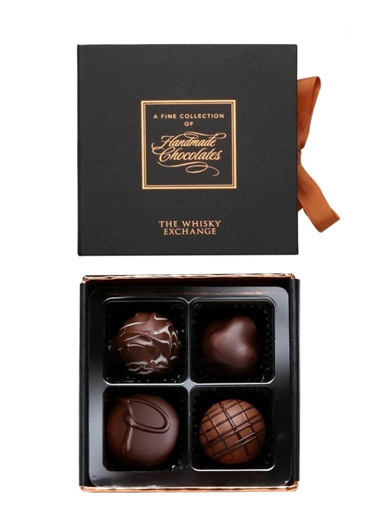 TWE Handmade Chocolates Selection / 4 Pack / 55g