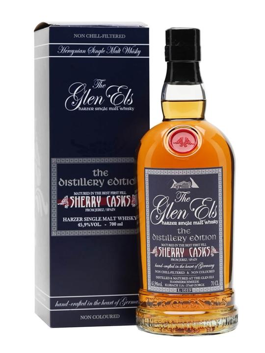 Glen Els / Distillery Edition / Sherry Cask