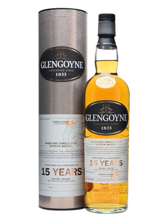 Glengoyne 15 Year Old Scotch Whisky The Whisky Exchange