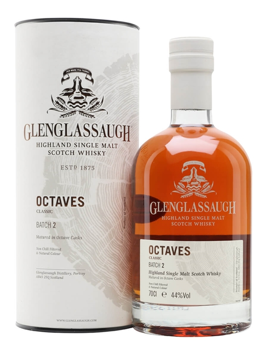 Glenglassaugh Octaves Classic / Batch 2