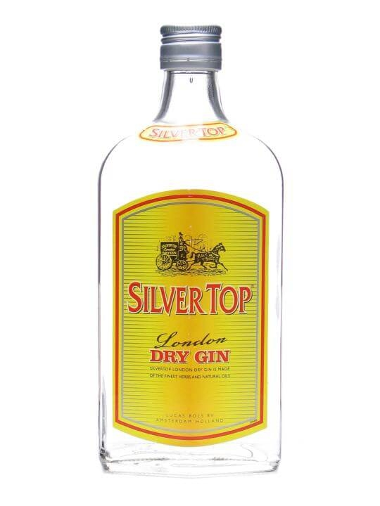 bols silver top gin buy from the whisky exchange. Black Bedroom Furniture Sets. Home Design Ideas