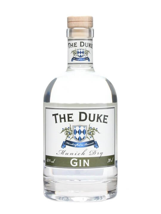 The Duke Munich Dry Gin Buy From The Whisky Exchange