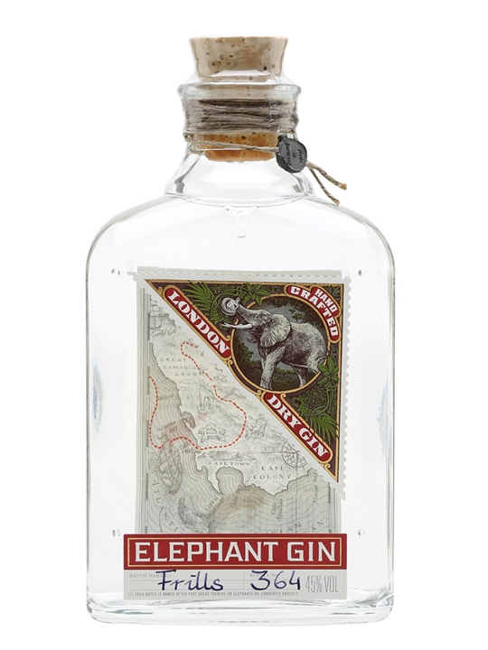 Elephant Gin 50cl : Buy from The Whisky Exchange