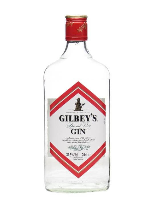 Gilbey S Gin 70cl Buy From The Whisky Exchange