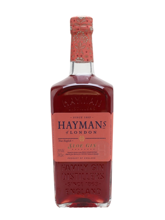 Hayman S Sloe Gin 70cl The Whisky Exchange