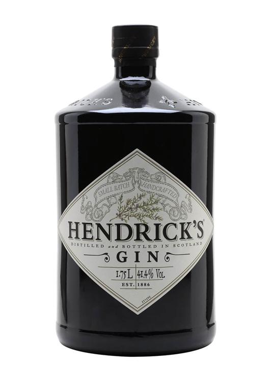 Hendrick's Gin / Magnum