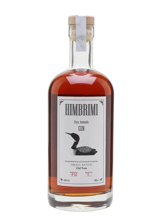 Himbrimi Old Tom Gin Buy From The Whisky Exchange