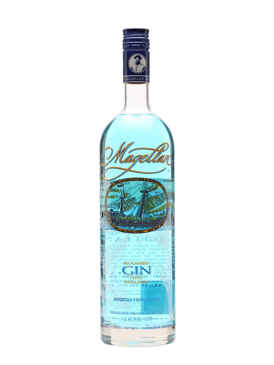 Magellan Blue Gin Litre Buy From The Whisky Exchange