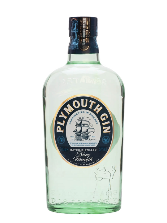 Plymouth Navy Strength Gin 70cl Buy From The Whisky Exchange