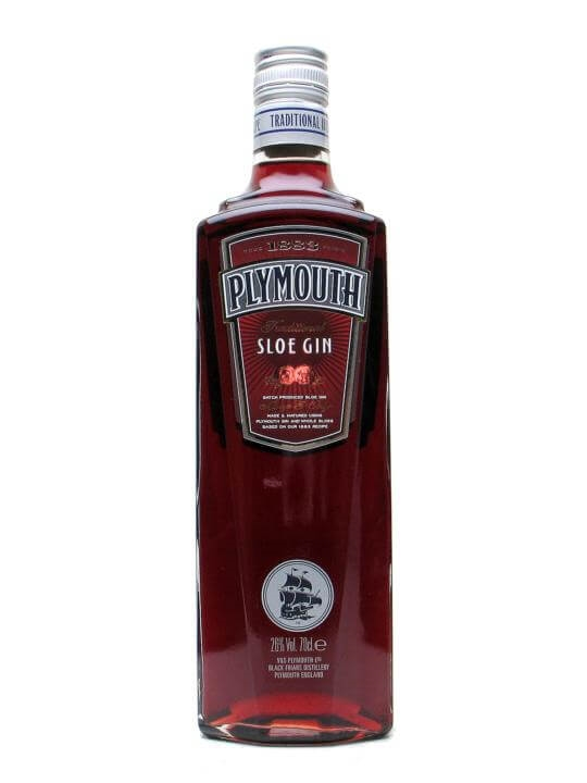 Plymouth Sloe Gin Liqueur The Whisky Exchange