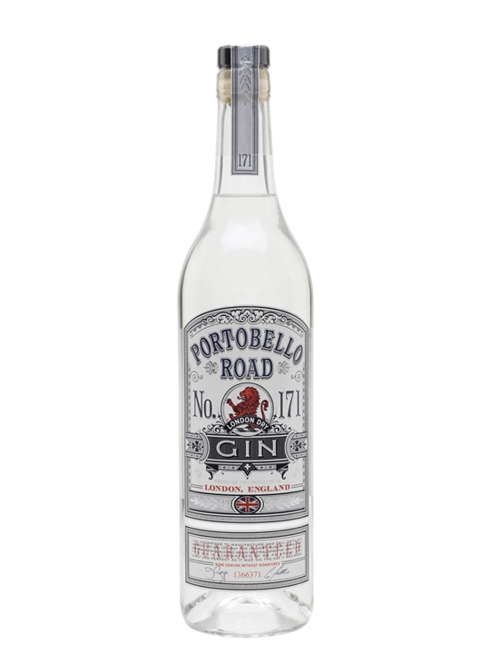 Portobello Road No.171 London Dry Gin 70cl