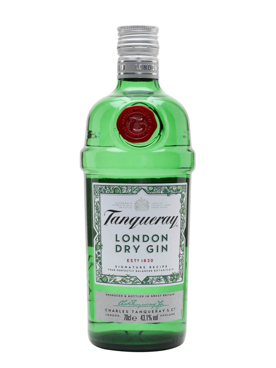 Tanqueray London Dry Export Strength Gin