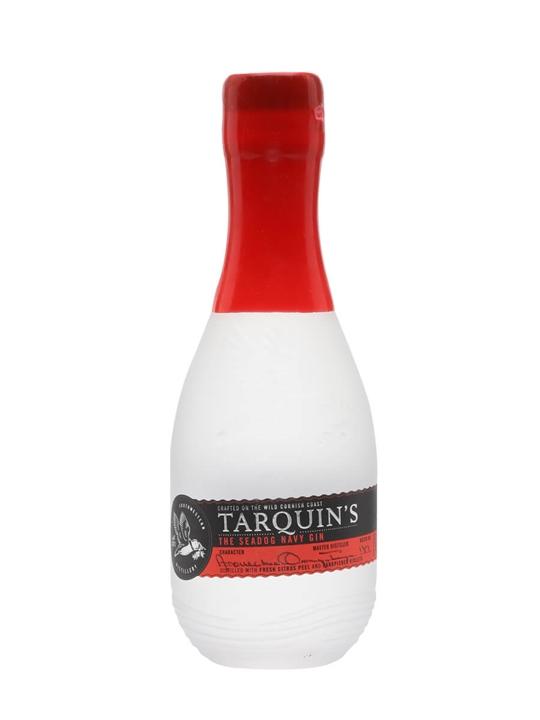 Tarquin's Sea Dog Navy Strength Gin / Half Bottle
