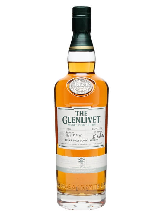 Glenlivet 18 Year Old Minmore Single Cask 22378