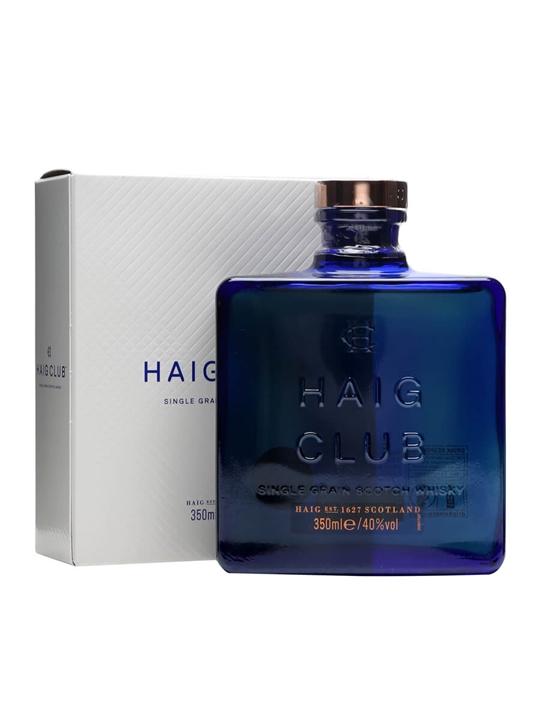 Haig Club / Half Bottle