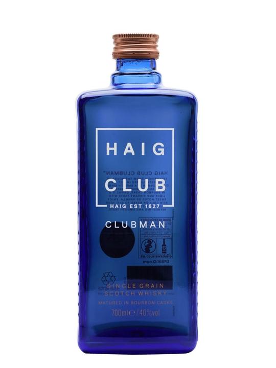 Haig Club Clubman The Whisky Exchange
