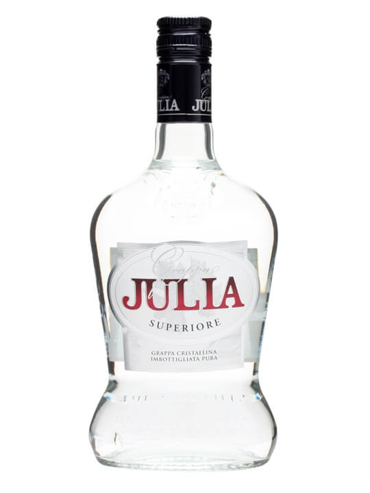 Julia Superiore Grappa : The Whisky Exchange