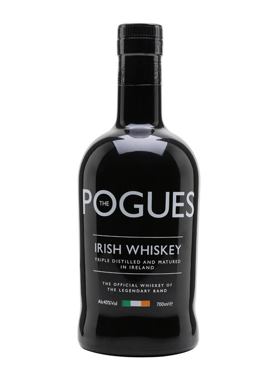 The Pogues Blended Irish Whiskey