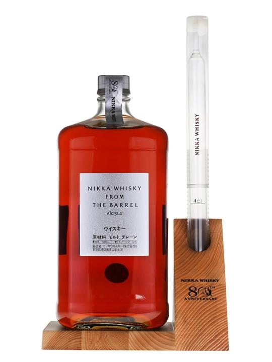 Nikka From The Barrel / Large Bottle