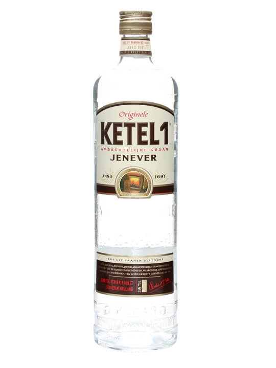 Ketel 1 Jonge Jenever The Whisky Exchange
