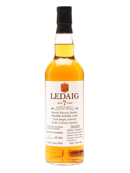 Ledaig 7 Year Old - Reddit - -r-Scotch Scotch Whisky : The