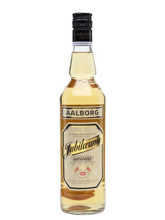 Aalborg Jubilaeums Akvavit The Whisky Exchange