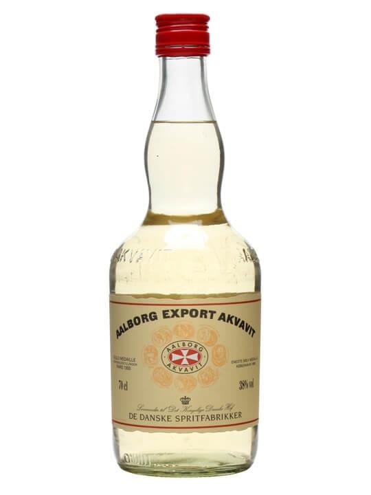 Aalborg Export Akvavit The Whisky Exchange