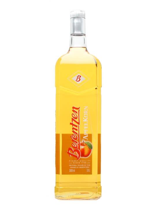 Berentzen Liqueur / ApfelKorn / Large Bottle