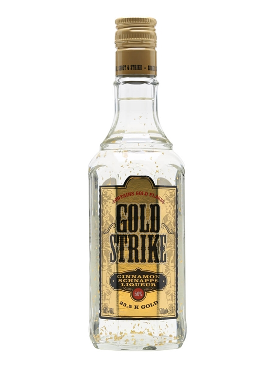 Bols Gold Strike Liqueur The Whisky Exchange