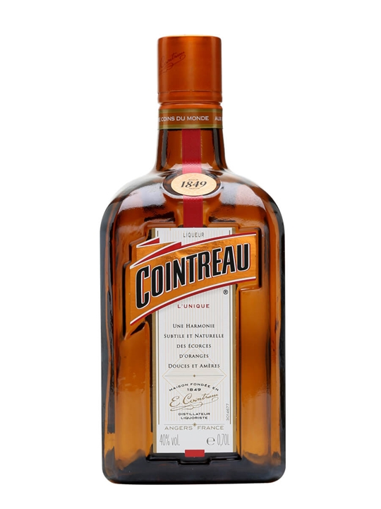 Cointreau Liqueur : The Whisky Exchange
