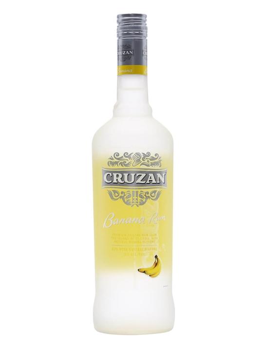 Cruzan Banana Rum Liqueur The Whisky Exchange