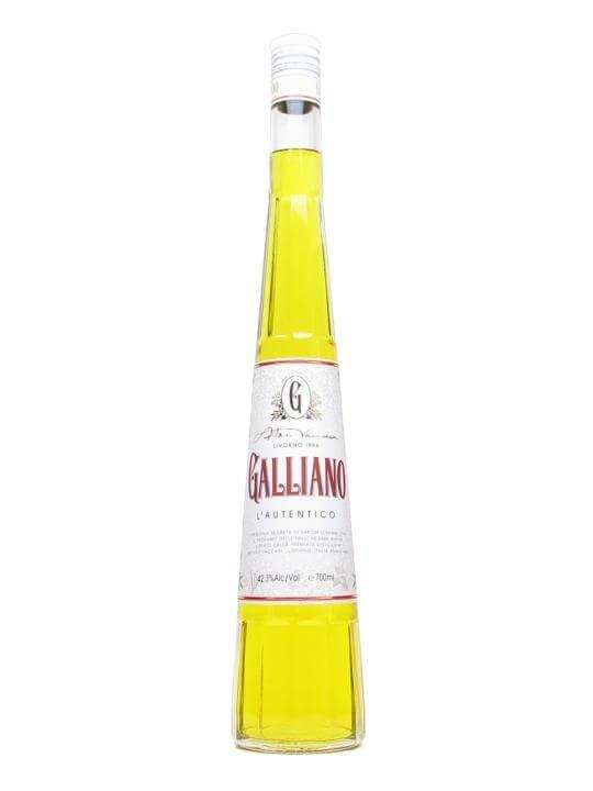 Galliano Liqueur Bottle