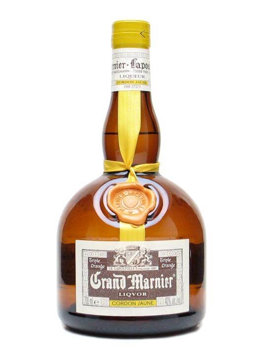 Grand Marnier Cordon Jaune Liqueur The Whisky Exchange