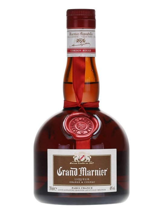 Grand Marnier / Cordon Rouge / Half Bottle